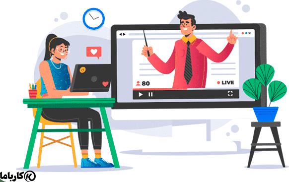 روش های یادگیری طراحی وب