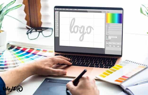 طراحی لوگو چگونه است