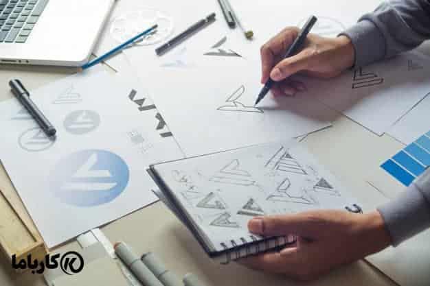 طراحی لوگو چگونه است؟