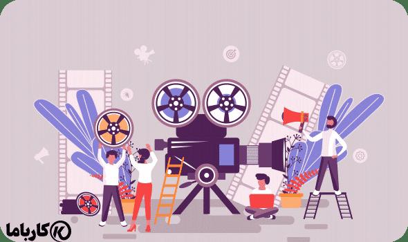 چگونگی طراحی سایت فیلم و سریال