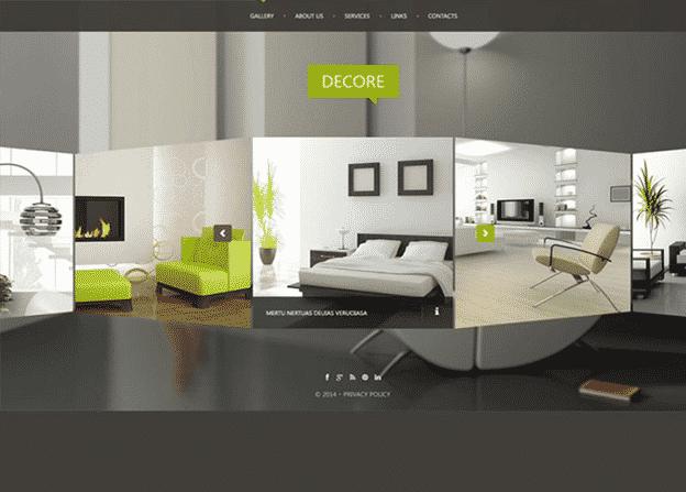 مزایای طراحی سایت مبلمان