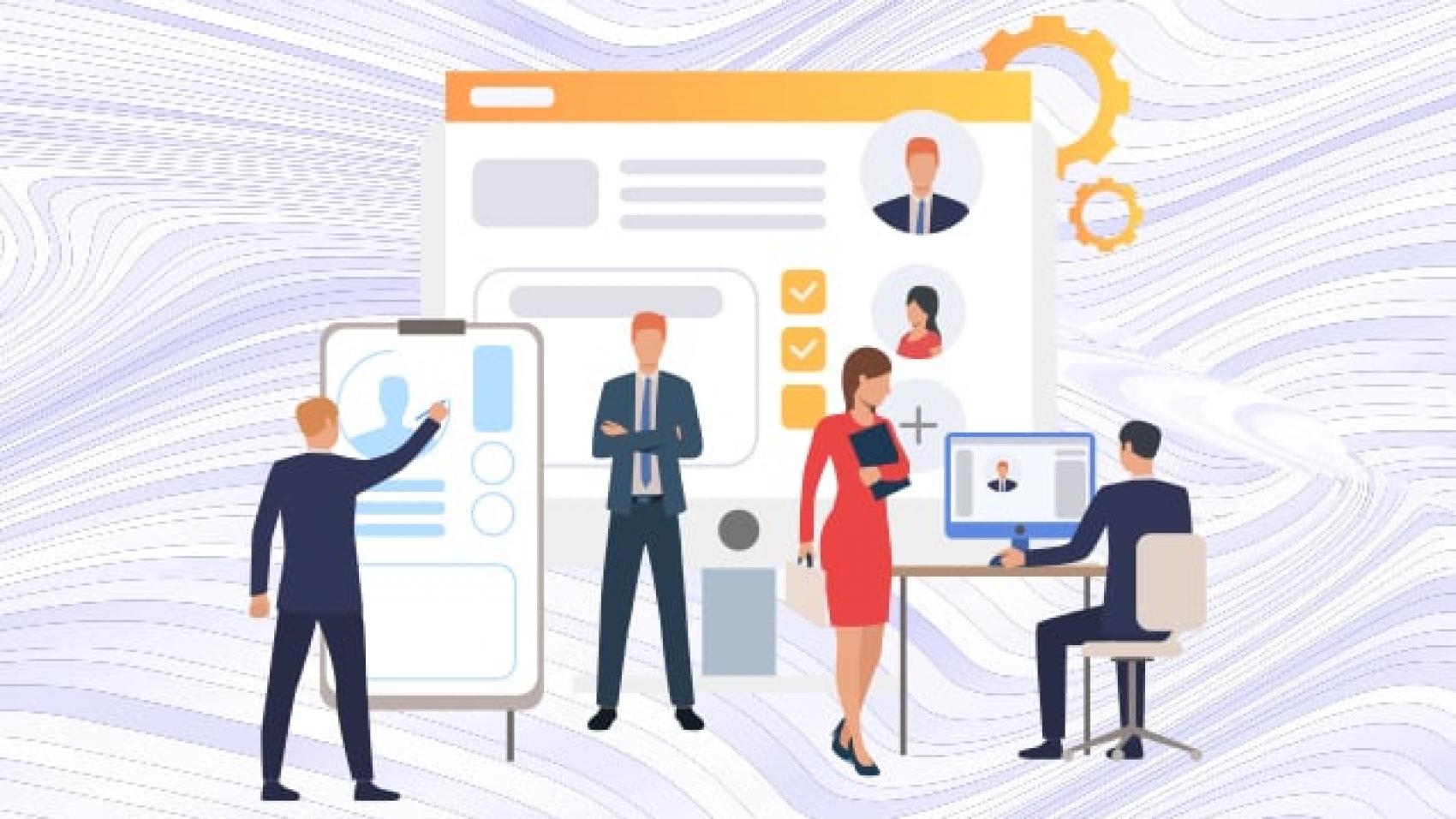 طراحی سایت استخدام و کاریابی