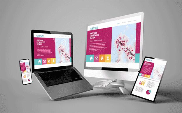 طراحی وبسایت انتشارات