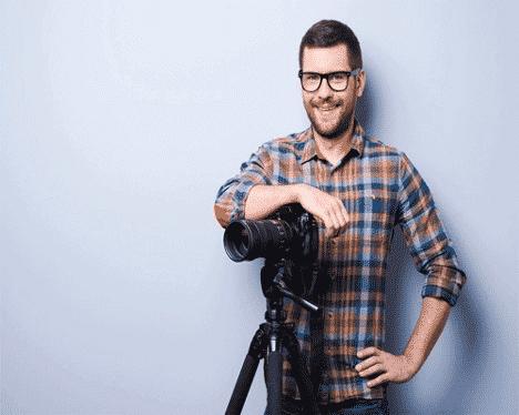 طراحی سایت مخصوص عکاسان