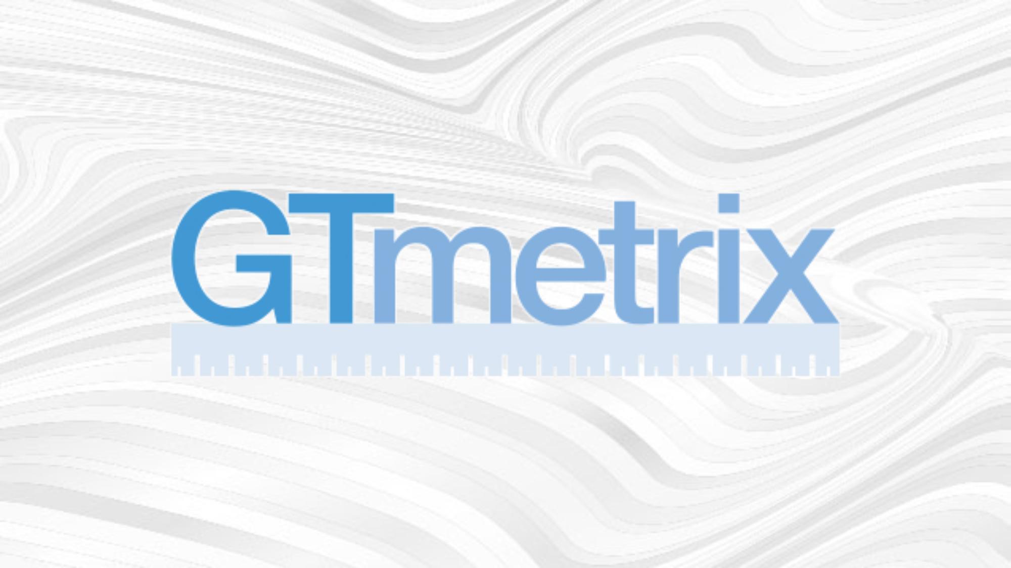 ابزار Gtmetrix