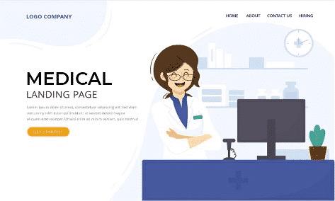 امکانات طراحی سایت پزشکی در تهران