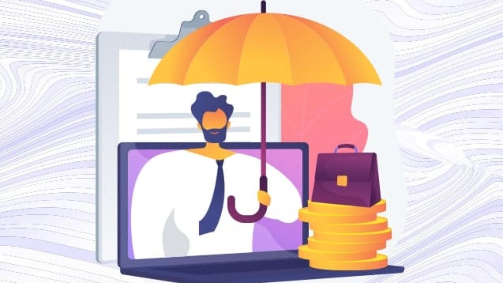 طراحی سایت بیمه